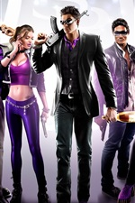 Saints Row: The Third larga