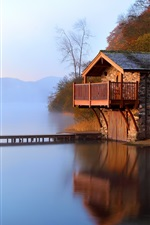Preview iPhone wallpaper The lake house