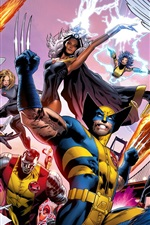 Preview iPhone wallpaper X-Men movie poster