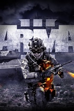 Preview iPhone wallpaper Arma 3