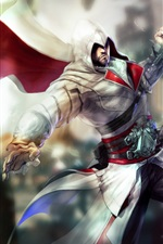Preview iPhone wallpaper Assassin's Creed attack