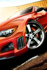 Preview iPhone wallpaper BMW m6 tuning