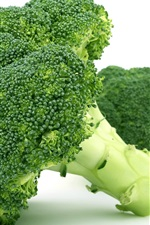 Preview iPhone wallpaper Broccoli vegetables