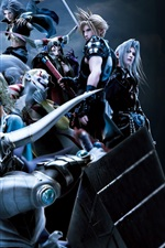 Preview iPhone wallpaper Dissidia 012: Duodecim Final Fantasy