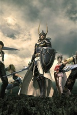Preview iPhone wallpaper Dissidia: Final Fantasy