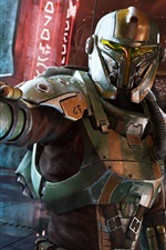 Preview iPhone wallpaper Game armor soldiers