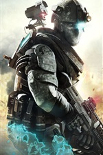 Preview iPhone wallpaper Ghost Recon: Future Soldier