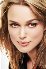 Preview iPhone wallpaper Keira Knightley 01