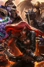 Preview iPhone wallpaper League of Legends