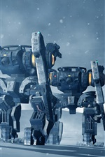 Preview iPhone wallpaper Lost Planet: Extreme Condition