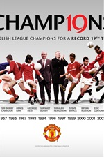 Preview iPhone wallpaper Manchester United football