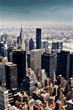 Nova York fotografia tilt shift