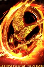 Preview iPhone wallpaper The Hunger Games