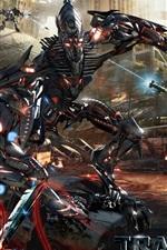 Vorschau des iPhone Hintergrundbilder Transformers: Revenge of the Fallen