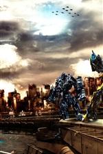 Vorschau des iPhone Hintergrundbilder Transformers Film HD