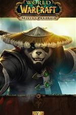 Preview iPhone wallpaper World Of Warcraft: Mists Of Pandaria