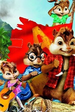 Alvin and The Chipmunks 3 HD