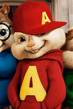 Alvin and the Chipmunks movie wide