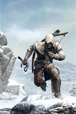 Preview iPhone wallpaper Assassin's Creed 3 wide