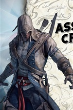 Preview iPhone wallpaper Assassin's Creed III HD