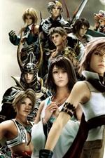 Dissidia 012: Final Fantasy HD