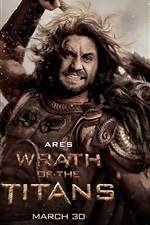 Preview iPhone wallpaper Edgar Ramirez in Wrath of the Titans