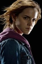 Preview iPhone wallpaper Emma Watson 10