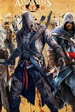 Preview iPhone wallpaper Hot game Assassin's Creed