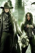 Hugh Jackman and Kate Beckinsale in Van Helsing