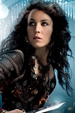 Preview iPhone wallpaper Noomi Rapace in Sherlock Holmes 2