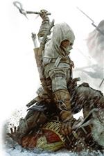 Creed Ubisoft Assassino de 3