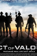 Preview iPhone wallpaper Act of Valor