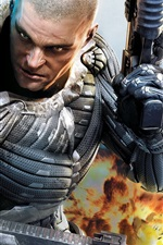 Preview iPhone wallpaper Crysis Warhead