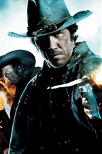 Preview iPhone wallpaper Jonah Hex movie 2010
