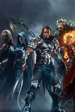 Preview iPhone wallpaper Magic: The Gathering - Duels of the Planeswalkers