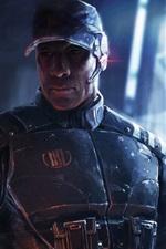 Preview iPhone wallpaper Mass Effect 3 wide
