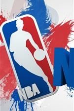 iPhone fondos de pantalla baloncesto de la NBA