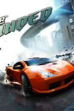 Preview iPhone wallpaper Ridge Racer Unbounded