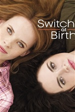 Preview iPhone wallpaper Switched at Birth