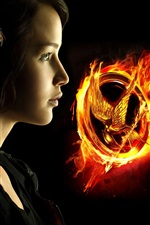 Preview iPhone wallpaper The Hunger Games HD