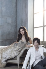 Preview iPhone wallpaper The Vampire Diaries movie HD