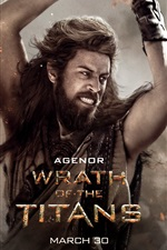 Preview iPhone wallpaper Toby Kebbell in Wrath of the Titans