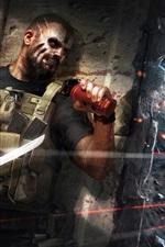 Preview iPhone wallpaper World of Mercenaries