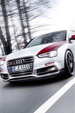 Preview iPhone wallpaper 2012 Audi S5 HD