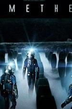 Vorschau des iPhone Hintergrundbilder Prometheus 2012 HD
