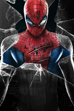 Preview iPhone wallpaper 2012 The Amazing Spider-Man