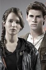 Preview iPhone wallpaper 2012 The Hunger Games