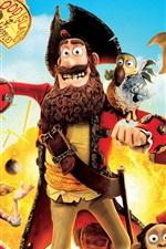2012 Os Piratas! Band of Misfits HD