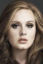 미리보기 iPhone 배경 화면 Adele 02