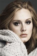 미리보기 iPhone 배경 화면 Adele 03